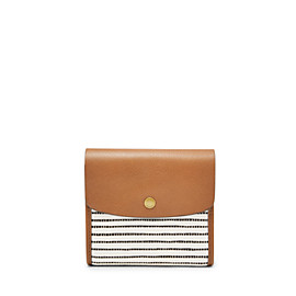Damen Geldbörse - Haven PVC Small Flap