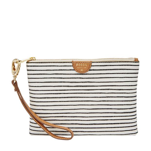 Damen Geldbörse - Small PVC Wristlet