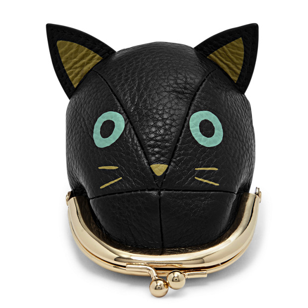 Damen Geldbörse - Cat Coin Purse