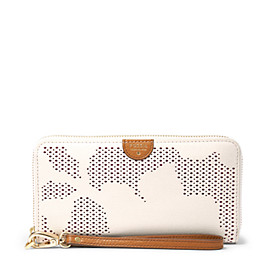 Sydney Large Zip Clutch