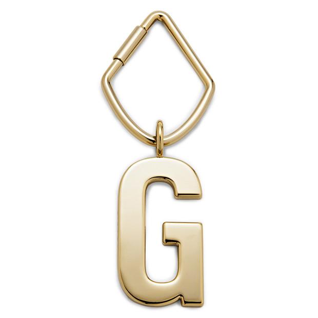 Letter G Bag Charm
