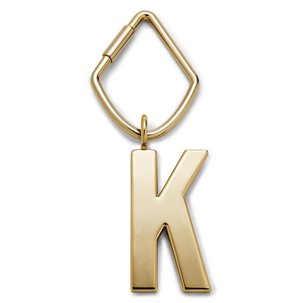 Letter K Bag Charm