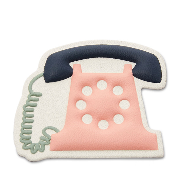 Retro Phone Sticker