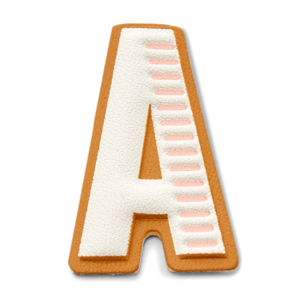 Sticker - Letter A