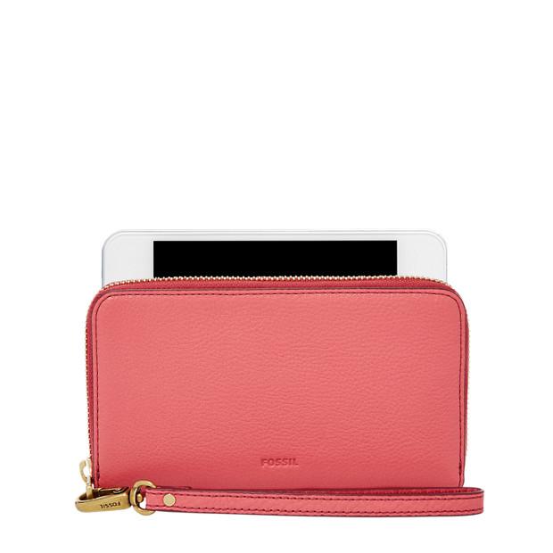 Emma RFID Smartphone Wristlet