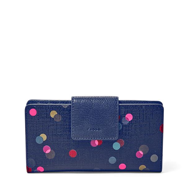 Damen Geldbörse - Emma RFID Tab Clutch