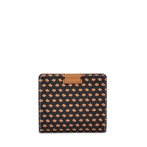 Emma RFID PVC Mini Wallet