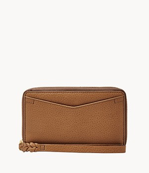 Damen Geldbörse Caroline - RFID Smartphone Zip Around Wallet