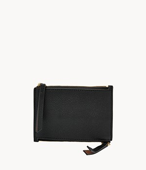 Damen Geldbörse - Mini Double Zip Wallet