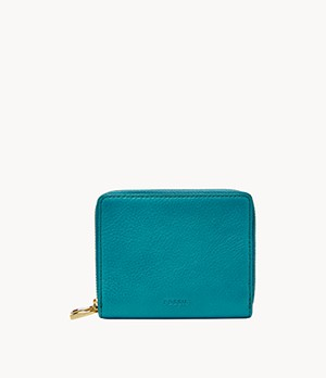 Damen Geldbörse Mini Wallet - RFID Mini Multi