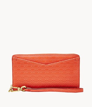 Damen Geldbörse Caroline - RFID Zip Around Wallet