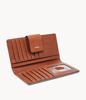 Tab clutch RFID Logan