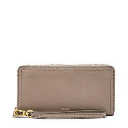 8b459d640f0e4f Damen Geldbörse Logan - RFID Zip Around Clutch