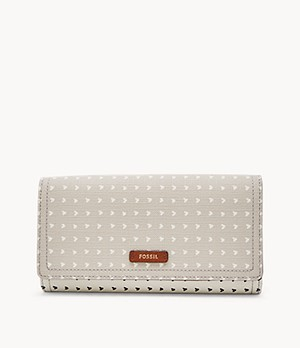 Clutch RFID Logan con pattina