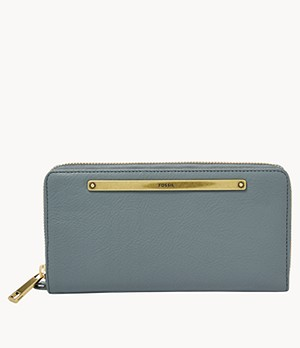 Damen Geldbörse Liza - Zip Around Clutch