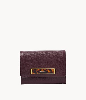 Blake RFID Small Flap Wallet