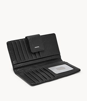 Logan RFID Tab Clutch