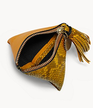 Kaia Triangle Pouch