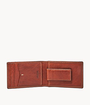 Allen RFID Magnetic Front Pocket Wallet