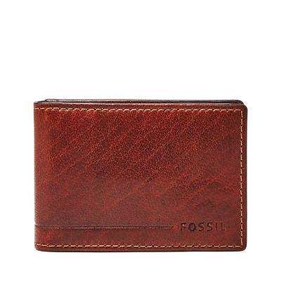 Fossil Allen RFID Magnetic Front Pocket Wallet