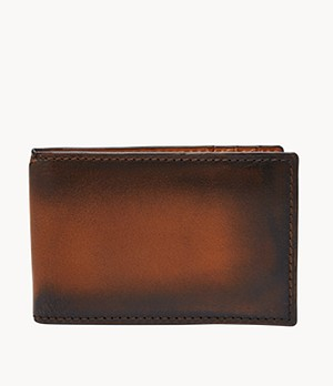 Herren Geldbörse Hayward - RFID Money Clip Front Pocket Wallet