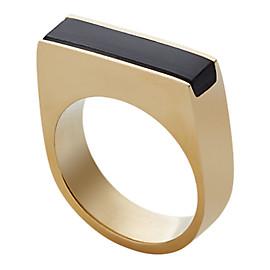 Soko Horn Line Ring