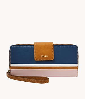 Clutch Madison con cerniera