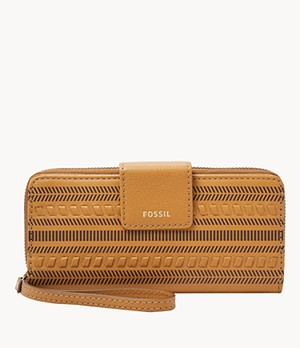 Madison Zip Clutch