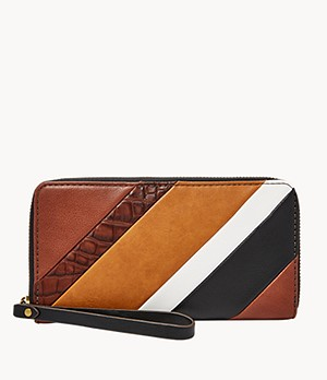 Jori Zip Clutch