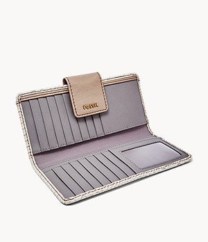 Damen Geldbörse Madison - Slim Clutch