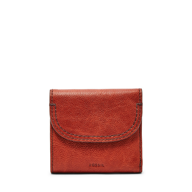 Fossil Unisex Porte-Monnaie Rabat Mm Cleo - One size