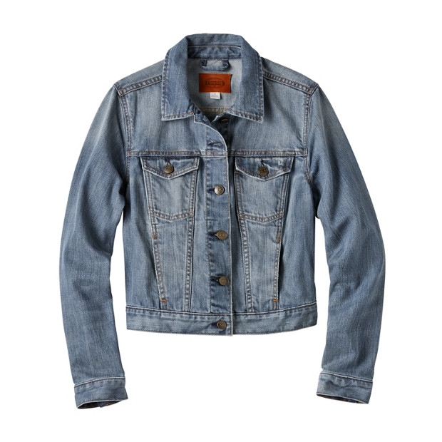 Classic Denim Jacket - Fossil
