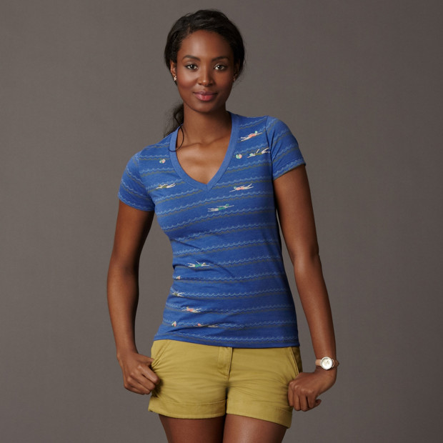 Swim Ladies Tee