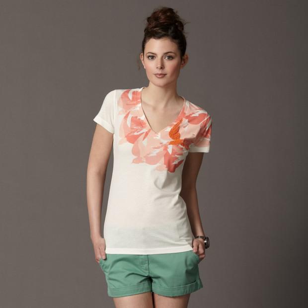 WC7964 - Bird Splash T-Shirt