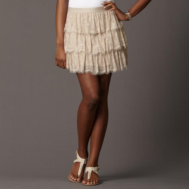 Britt Lace Skirt