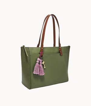 Rachel Tote (with Zipper)