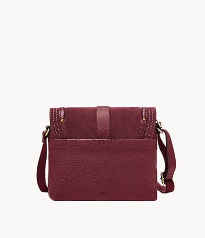 Details about  /NWT Fossil ZB7659263 Kinley Leather Crossbody//Shoulder Bag in Light Taupe