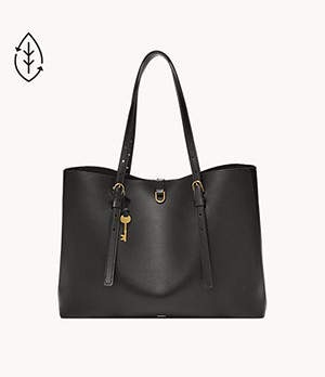 Kier Cactus Leather Tote
