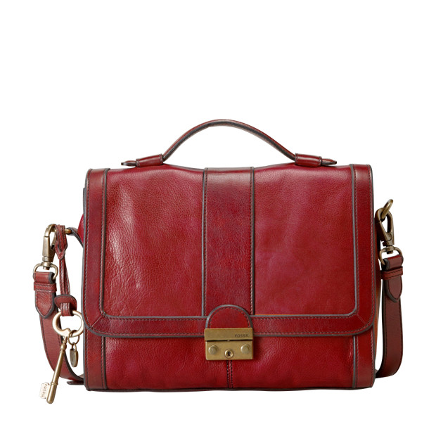 ZB4903 - Vintage Re-Issue Flap with Lock