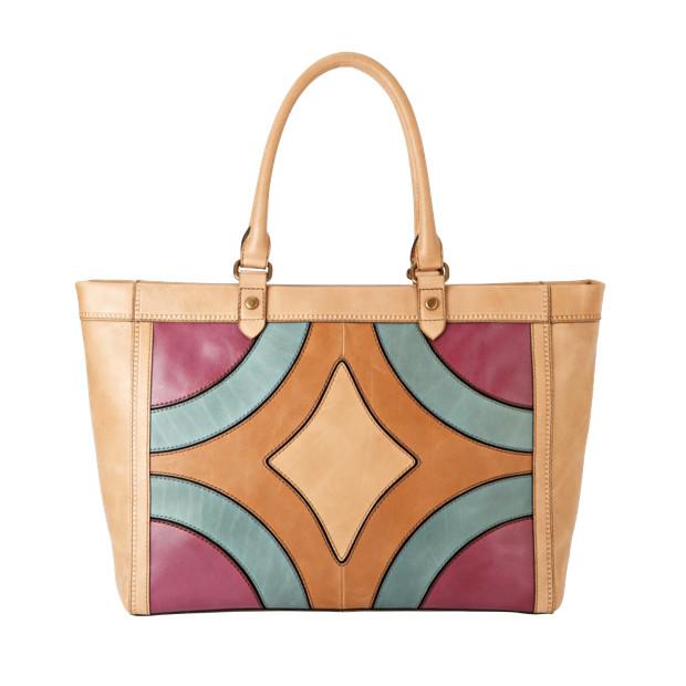 Damen Handtasche - Vintage Revival Tote