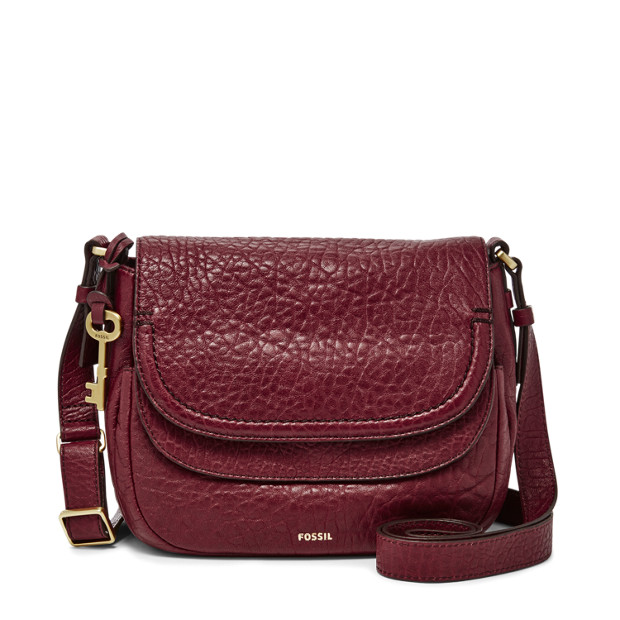 Damen Tasche - Peyton Double Flap Crossbody