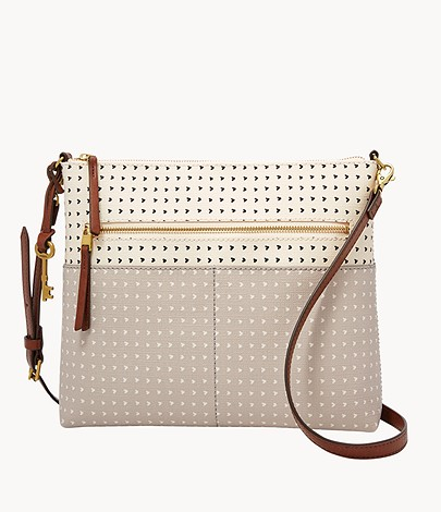 Fiona Large Crossbody Zb7271745 Fossil