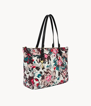 Rachel Tote with Zipper