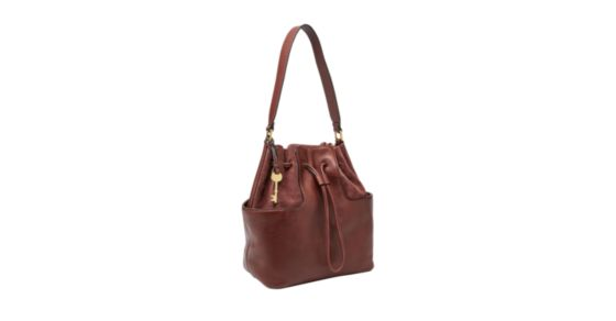 df3e448113 Cooper Bucket Bag - Fossil