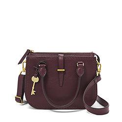 391ee271039fa6 Satchels: Shop Satchel Purses & Shoulder Bags for Women - Fossil