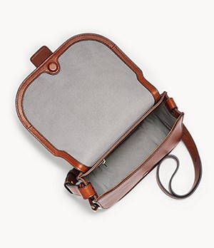 Wiley Saddle Bag