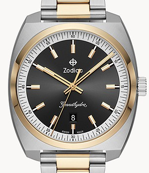 Watch Station Exclusive - Grandhydra Quartz Two-Tone Stainless Steel Watch